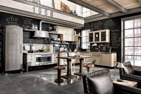 industrial style house vintage and industrial style kitchens 14 that fridge is