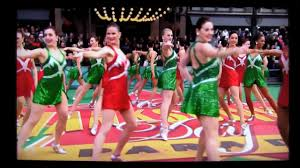 radio city rockettes halloween costume rockettes macys parade 2016 youtube