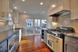 contemporary kitchen remodel san jose ca acton construction