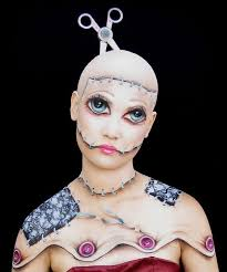 makeup effects schools 527 best spooky makeup images on make up