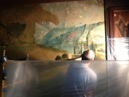 conservation and treatment of new ulm turner hall murals