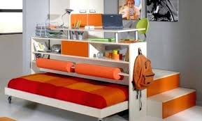 canapé convertible orange canape lit gain de place canape convertible gain de place pas cher