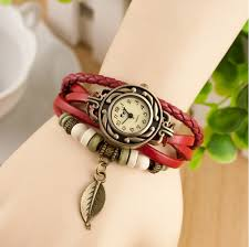 bracelet watches ebay images Free shipping ebay china online top quality women leather vintage png