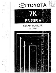 toyota kijang cyber community toyota 7k engine repair manual