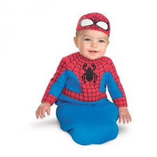 Baby Spider Halloween Costume Spider Man Infant Costume