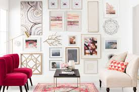 How To Paint Over Dark Walls by Pink Wall Decor Target