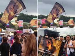Ray J Kardashian Meme - kim kardashian flag kanye west glastonbury show kim kardashian