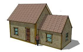 talen get 16x20 cabin plans with loft