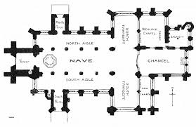 gothic cathedral floor plan parts of a cathedral floor plan new gothic cathedral floor plans