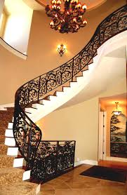 beautiful staircases in homes with wooden handrails homelk com