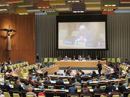 the 2013 un general assembly high level dialogue on international