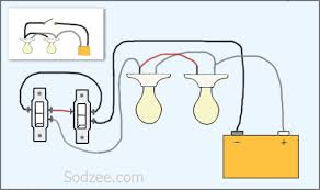 3 way switch wiring diagram more than one light electrical