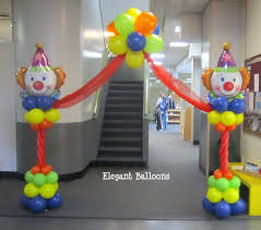 clown for birthday party nj best 25 clown balloons ideas on circus theme