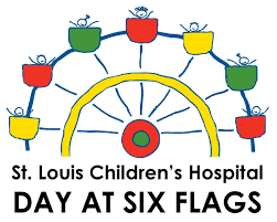 6 Flags Saint Louis Affinity Sponsors St Louis Children U0027s Hospital Day At Six Flags
