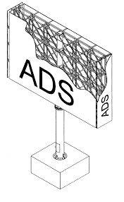 patent us20110146121 rotating billboard google patents