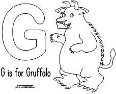 100 day activities all about me gruffalo activities pinterest