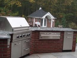 outdoor kitchen with big green egg ideas essentials ebay bbq qld