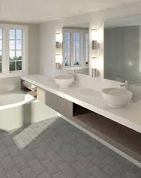White Bathroom Floor Tile Ideas Magnificent 50 White Bathroom Pictures Ideas Inspiration Design