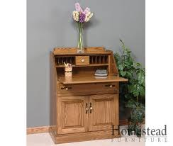 Secretarys Desk Desk With Doors Homestead Furniture
