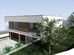architecture single family house in a slope lousada portugal