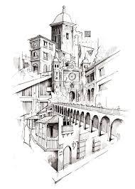 25 trending architecture drawing art ideas on pinterest