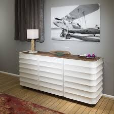 sideboard cabinet luxury modern sideboard cabinet buffet 3 door white gloss