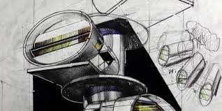 architectural drawing u2013 freehand architecture