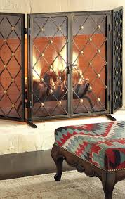 best fireplace screen with doors suzannawinter com