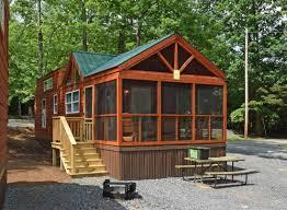Bear Mountain Cottages by Yogi Bear U0027s Jellystone Park Camp Resort Luray Updated 2017