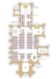 All Saints Church Floor Plans by All Saints Church Plan All Saints Holy
