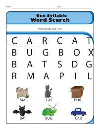 Syllable Worksheets Free Worksheets Library Download And Print Worksheets Free On