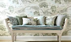 green wallpaper room british designer wallpaper contemporary wallpaper designs style