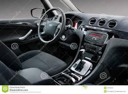 modern car interior stock photography image 21903312