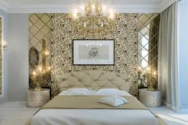 Silver And Gold Home Decor by Magnificent Gold Bedroom Ideas On Home Decoration For Interior