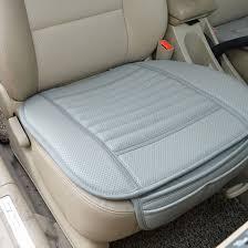 lexus visa pu amazon com car seat cushion hmane pu leather bamboo charcoal