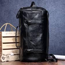 mens travel bag images Men leather travel bags luggage bags men duffel bags women pu jpg