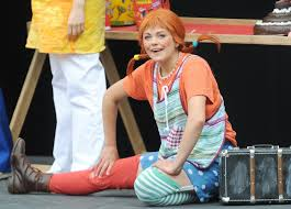 Pippi Longstocking Costume How To Make A Pippi Longstocking Costume Ehow Uk
