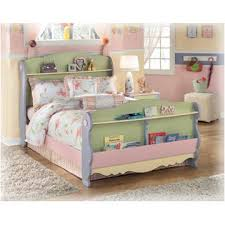 B Ashley Furniture Doll House Kids Room Full Sleigh Bed - Ashley furniture kids beds