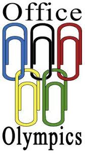 Backyard Olympic Games For Adults Office Olympics 4 Brain Sparks Pinterest Office Olympics