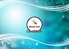 corel draw x4 blend tool coreldraw free learn in urdu and hindi language