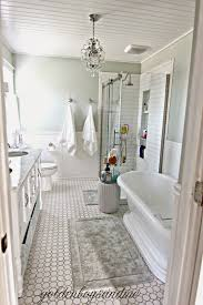 tile master bathroom ideas golden boys and me revisiting the master bathroom our 2 year