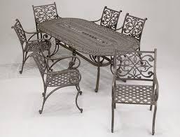 cast iron outdoor table garden furnishigs patio sets cast aluminum patio furniture tea cast