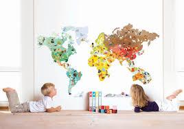 stickers chambre d enfant décoration en stickers muraux 40 idées pour la chambre d enfant