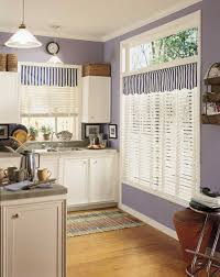 Kitchen Window Decor Ideas by Kitchen Charming Ideas For Kitchen Decoration Using Bamboo Blind