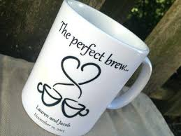 personalized mugs for wedding personalized coffee mugs for wedding favors personalized coffee