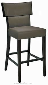 Wrought Iron Commercial Bistro Chair Wrought Iron And Leather Bar Stools Set Of 2 Furniture