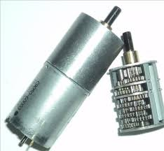 Jual Dc Gear Motor miniature dc geared motor caferacer 1firts