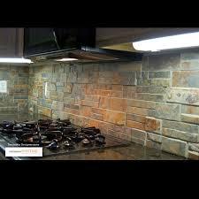 Rock Backsplash Kitchen by 65 Best Kitchen Backsplash Images On Pinterest Backsplash Ideas