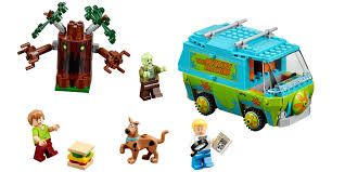 mitsubishi lego a lego mystery machine is coming in august