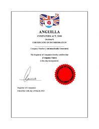 anguilla offshore companies or anguilla companies are ibcs good